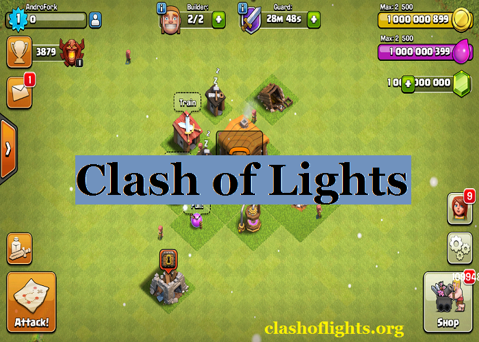 Clash of Lights Apk Download Free With Best and Latest CoC Private