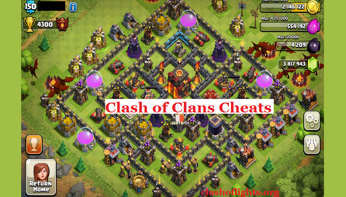 Clash of Clans Cheats- How to Get Gems, Codes, Hacks Free For Android and iOS 2019