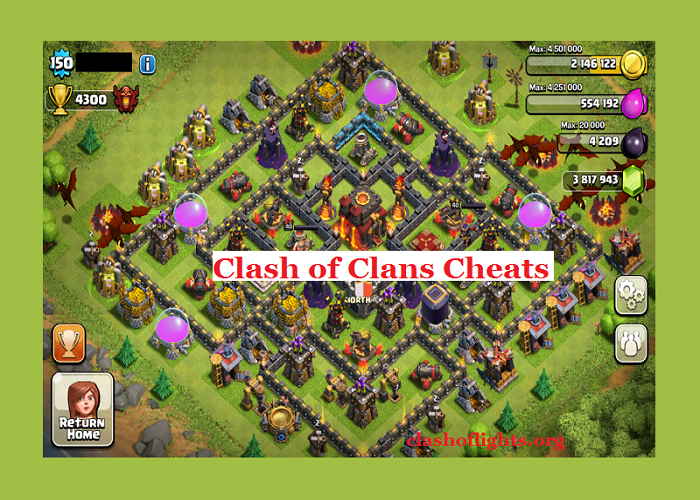 clash of clans hack android apk (gems)