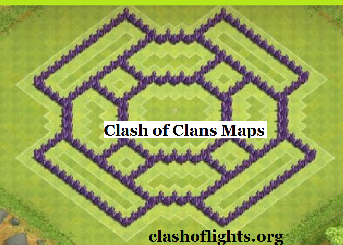 Clash of Clans Maps