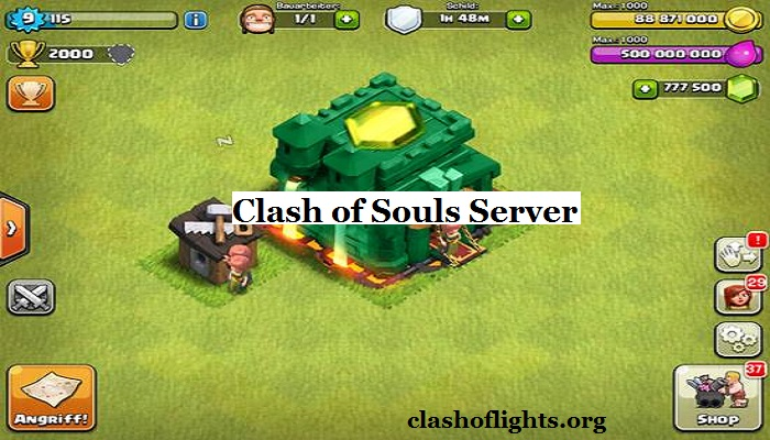 Clash of Souls Server