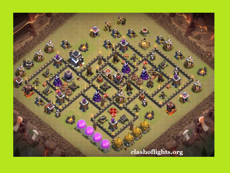 clash of clans base town hall th9 th10 th11 th12 latest