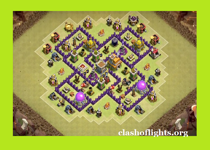 Th7 War Base Layouts