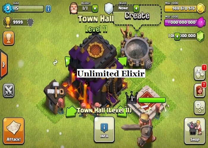 Unlimited Elixir