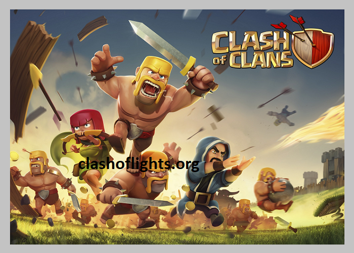 Clash of Clans Mod APK- Download Latest Version {Unlimited Gems Free