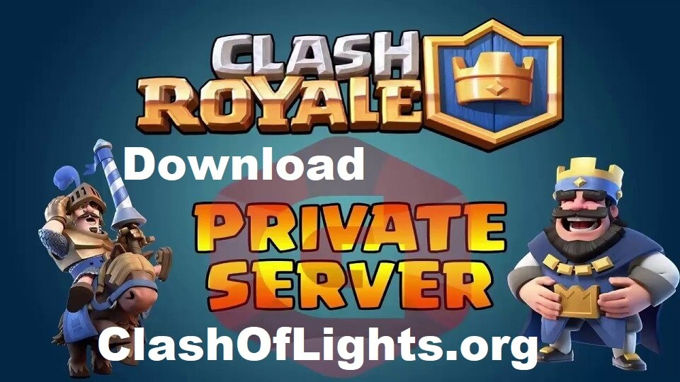clash royale server privato